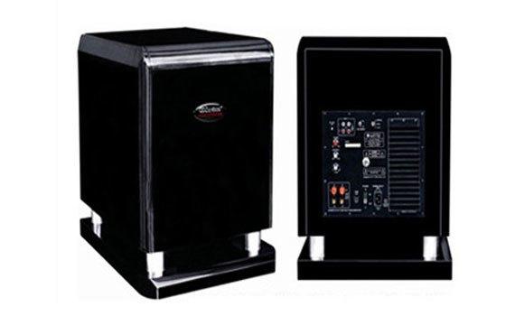 Loa sub điện Zenbos JS-360 thiết kế tinh xảo