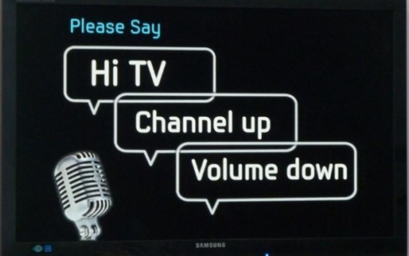 Smart TV Samsung thực hiện theo ý bạn với những câu lệnh đơn giản