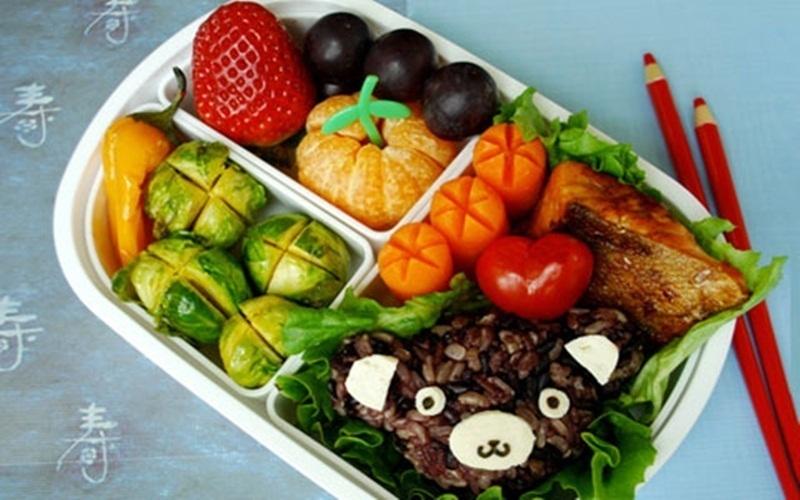 Mang theo thức ăn trưa với những hộp đựng xinh xắn, bạn sẽ không còn nỗi lo béo phì