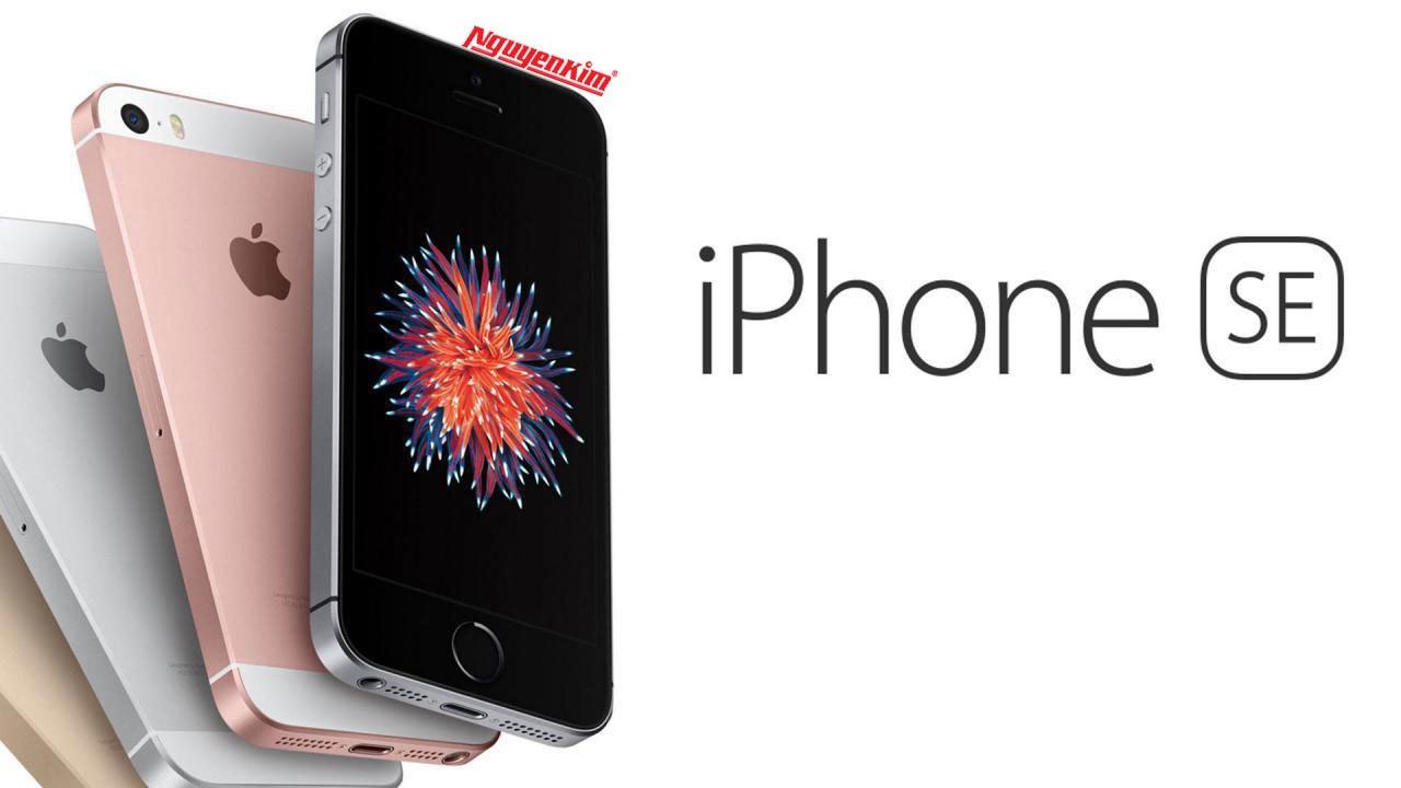 Iphone SE hàng demo giá rẻ bất ngờ bán ra ở Việt Nam