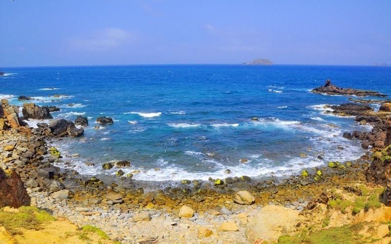 Bán đảo Eo Gió đẹp đến ngỡ ngàng