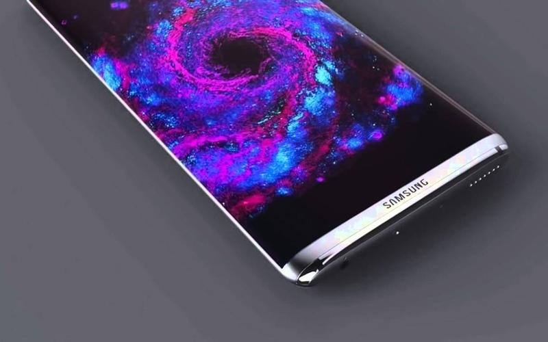 Vẻ bề ngoài không thể hoàn hảo hơn của Galaxy S8