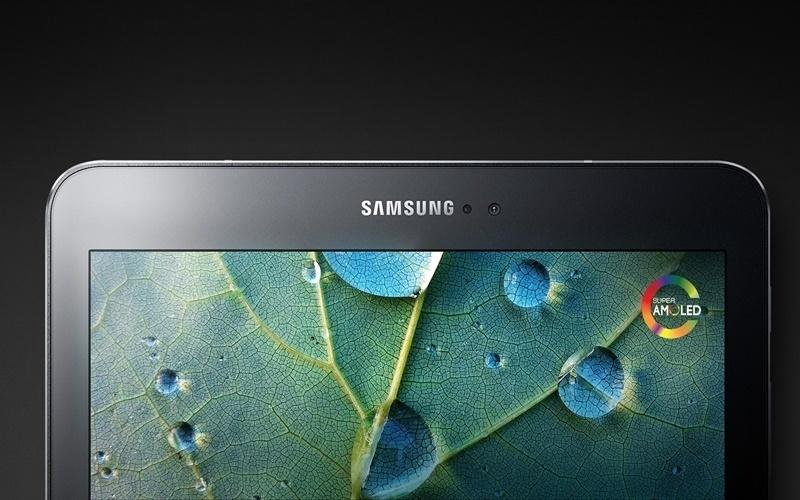 Màn hình công nghệ AMOLED với Galaxy Tab S3 (Hình ảnh minh họa)