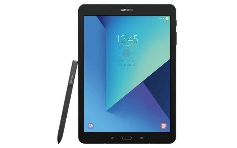 Xuất hiện bút S-Pen bên cạnh chiếc tablet được cho là Galaxy Tab S3
