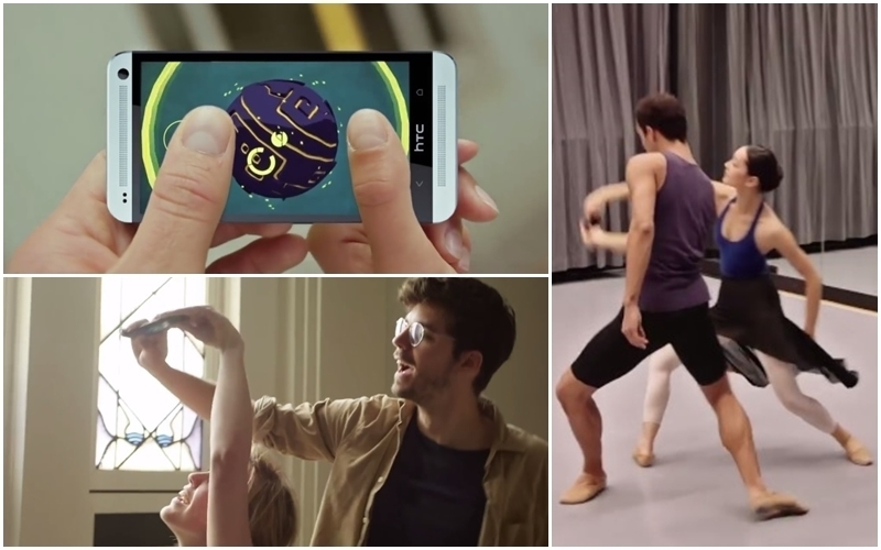 Bạn có bất ngờ khi có thể khiêu vũ nhờ smartphone