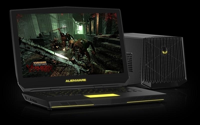 Alienware là máy tính xách tay chơi game đáng sở hữu