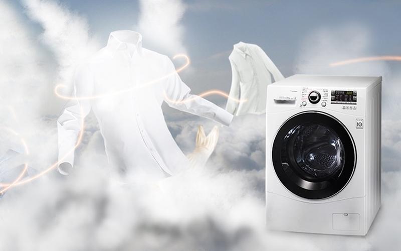 Giúp quần áo được giặt sạch và mền mại hơn