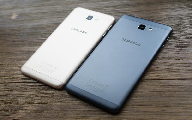 Bộ 3 sản phẩm dòng J Series của Samsung