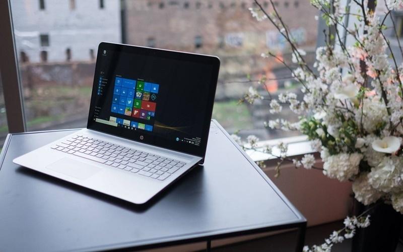 Laptop HP Envy đẹp đến nao lòng