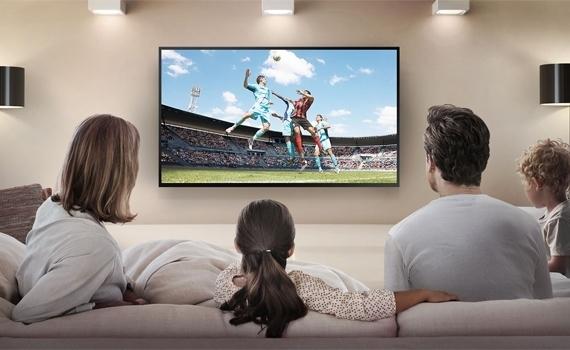 Internet tivi Panasonic TH-55DS630V tích hợp đầu thu DVB-T2