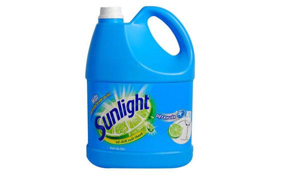 Nước rửa chén Sunlight diệt khuẩn 3.8 kg giá ưu đãi tại nguyenkim.com