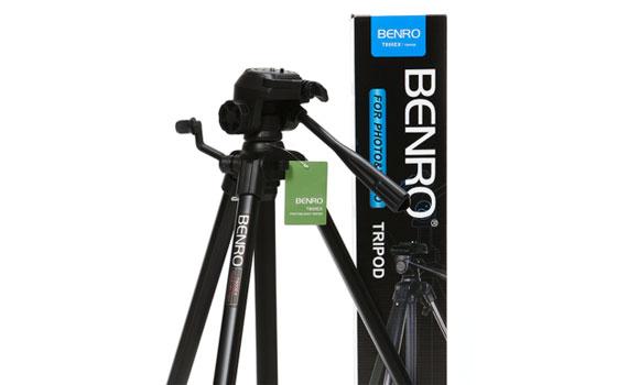 Chân máy ảnh Benro Mini Tripod T800EX đảm bảo độ bền khi sử dụng