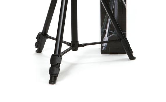 Chân máy ảnh Benro Mini Tripod T800EX thiết kế chân máy chắc chắn