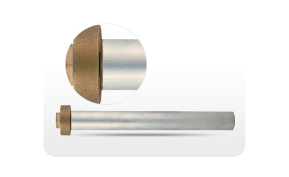 Bình nước nóng Ariston AN15R sáng chế công nghệ thanh đốt tự làm sạch