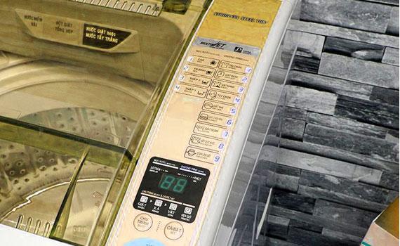 Máy giặt SANYO ASW-F700Z1T(N) 7kg hỗ trợ 9 chế độ giặt