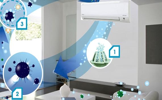 Máy lạnh Hitachi RAS-X18CX 2.0 HP với chế độ ngủ đêm