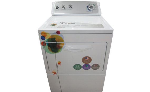 Máy sấy Whirlpool 3LWED4900YW thiết kế tinh tế, tiện lợi sử dụng
