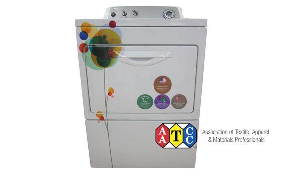 Máy sấy Whirlpool 3LWED4900YW đạt tiêu chuẩn AATCC của Châu Âu