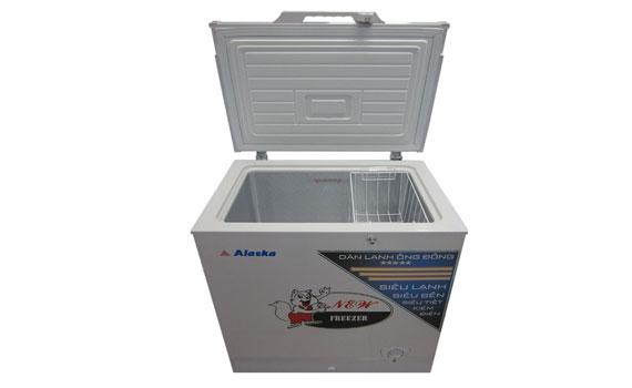 Tủ đông ALaska BD-300C giá ưu đãi, trả góp lãi suất 0%