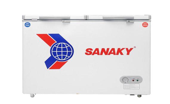 Tủ đông Sanaky VH-405W2 sản xuất trên công nghệ tiên tiến