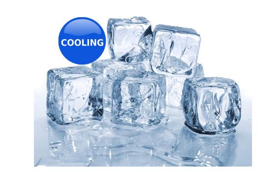Tủ lạnh Sanyo SR-9JR(SS) 90 lít kết hợp tính năng làm lạnh nhanh cooling