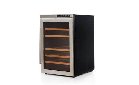 Tủ mát ướp rượu Kadeka KA 39WR thiết kế đẳng cấp lịch lãm