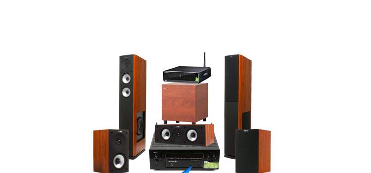 Loa Jamo S626 HCS xử lý âm thanh chất lượng tuyệt vời