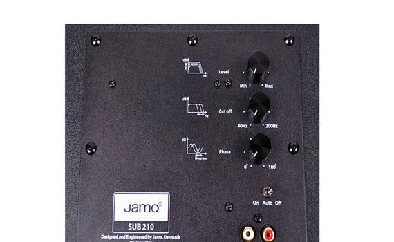 Loa Jamo sub 210 thiết bị âm thanh nghe cực hay