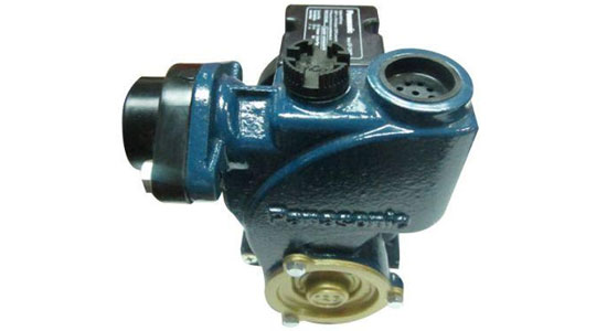Máy bơm nước đẩy cao Panasonic GP-350JA-NC5 bơm đủ nước sinh hoạt