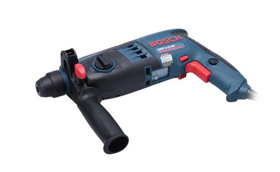 Máy khoan búa Bosch GBH 2-18 RE an toàn sử dụng