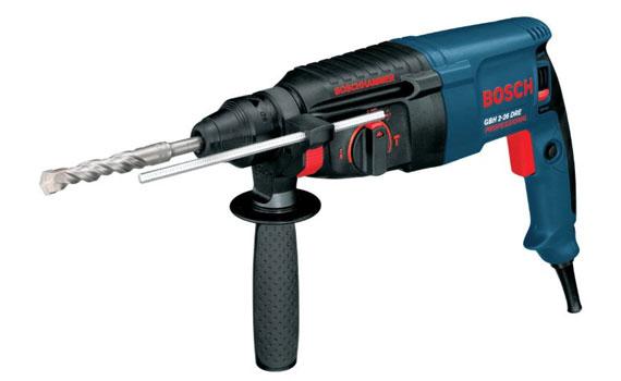 Máy khoan búa Bosch GBH 2-26 DRE trọng lượng nhẹ