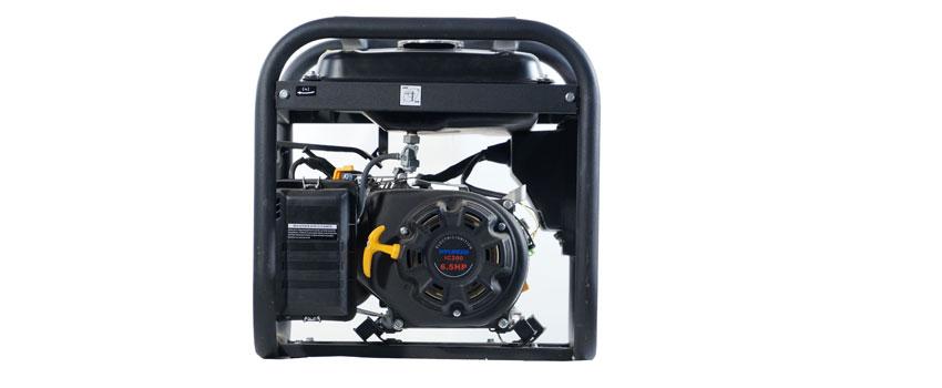 Máy phát điện Hyunhdai HY3100L công suất chạy máy mạnh mẽ