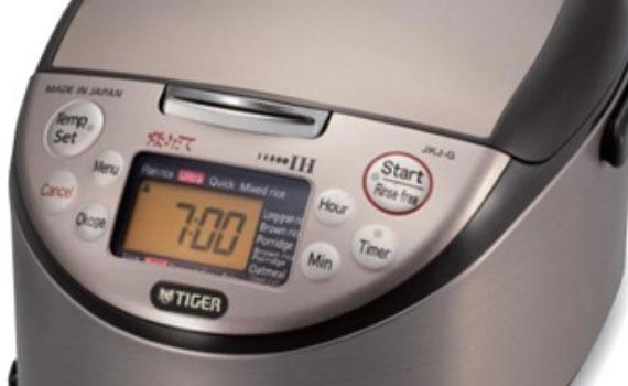 Nồi cơm điện Tiger JKT-S18W màn hình LCD