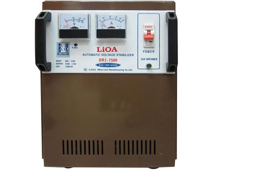 Ổn áp LIOA DRI-7500 chính hãng giá rẻ khuyến mãi tại Nguyễn Kim