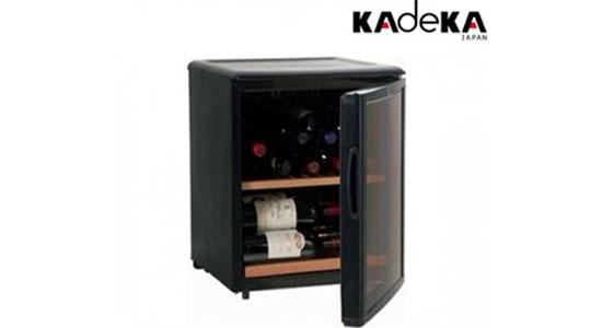 Tủ mát ướp rượu Kadeka KJS 115EW có điều kiện tối ưu