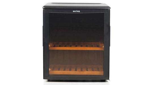 Tủ mát ướp rượu Kadeka KJS 115EW chống tia UV