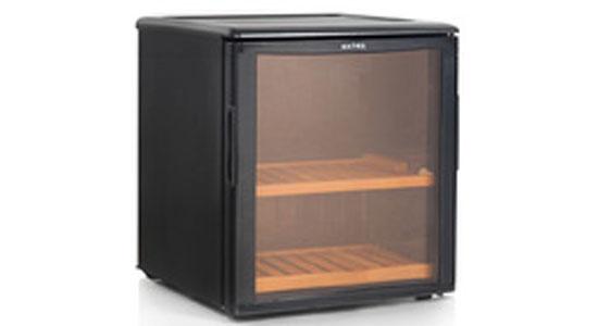 Tủ mát ướp rượu Kadeka KJS 115EW có màn lọc không khí