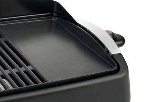 Vỉ nướng điện Zelmer 40Z012 đa dạng thực phẩm