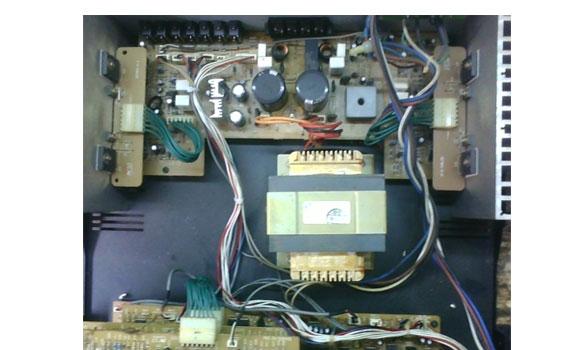 Amply Boston Audio PA 1090 hệ thống lắp đặt chuyên nghiệp