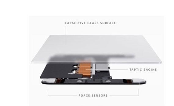 Bànrê chuột Apple Magic Trackpad ZML MC380ZM/A  có thiết kế hiện đại sang trọng