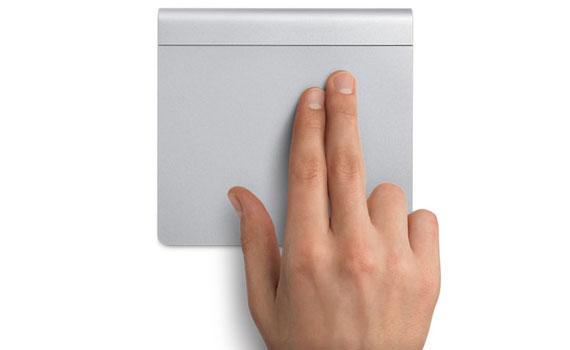 Bànrê chuột Apple Magic Trackpad ZML MC380ZM/A có cảm ứng mượt mà