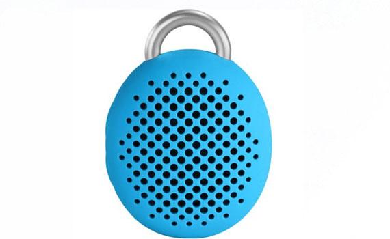 Loa Divoom Bluetune-Bean trang bị hệ thống radiator