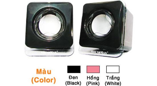 Loa vi tính Soundmax A120 chất lượng cao