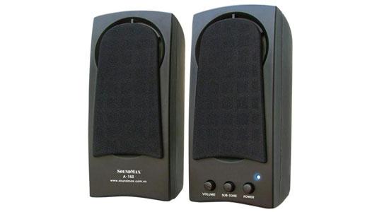 Loa vi tính Soundmax A150 thiết kế sang trọng