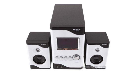 Loa vi tính Soundmax A2300 chất lượng âm thanh cao