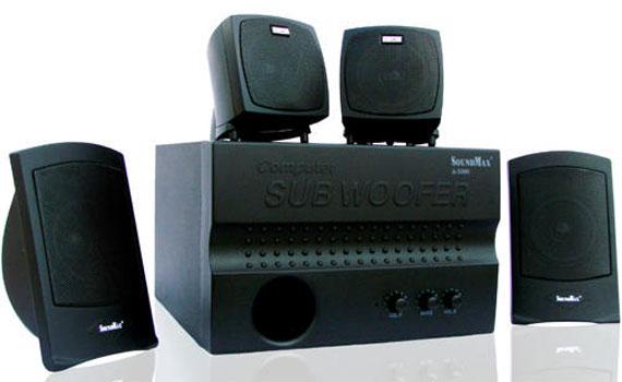 Loa vi tính Soundmax A5000