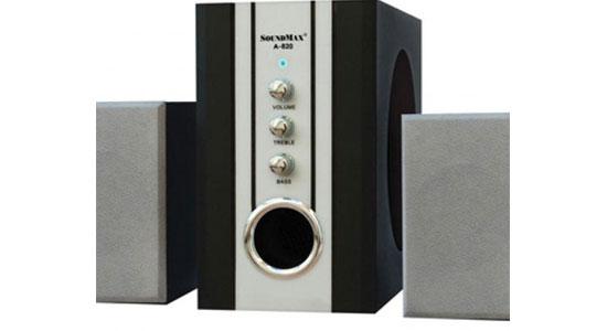Loa vi tính Soundmax A820 thiết kế sang trọng