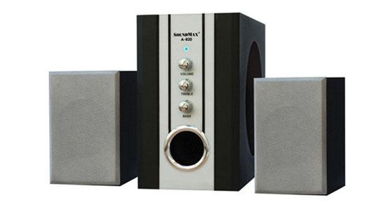 Loa vi tính Soundmax A820 chất lượng âm thanh cao