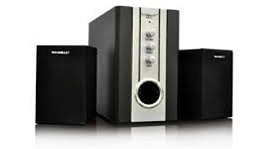 Loa vi tính Soundmax A820 tiện lợi sử dụng
