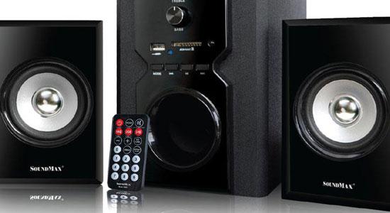 Loa vi tính Soundmax A960 thiết kế sang trọng